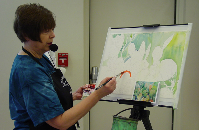 RSVP / Art 4 Seniors – Classes thru December 2016